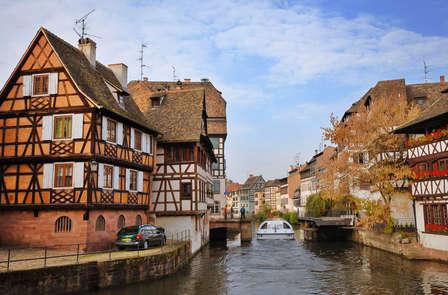 Partez quelques jours à la découverte de Strasbourg!