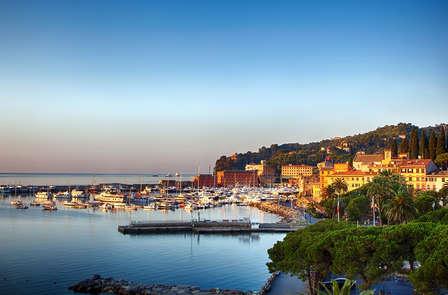 Una notte di lusso sulla costa ligure vicino a Portofino