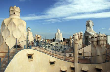 Especial Weekendesk: Minivacaciones en Barcelona con entradas a La Pedrera (desde 3 noches)