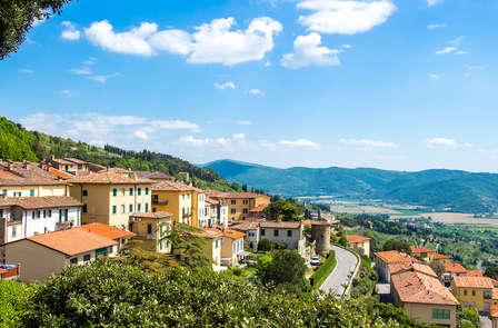 Heerlijk genieten in een traditionele villa in Cortona