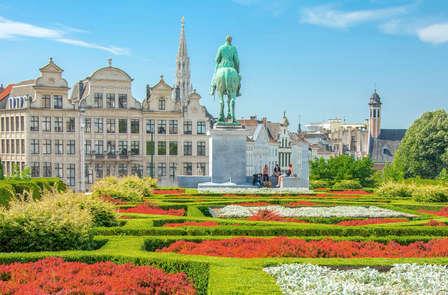 Week-end de luxe avec accès au Panorama Lounge à Bruxelles