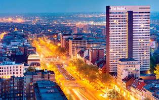 Week-end détente de luxe au cœur de Bruxelles (à partir de 2 nuits)