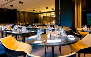 Romantisch luxeweekend met diner in hartje Brussel