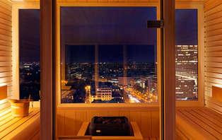 Une parenthèse détente avec vue panoramique à Bruxelles