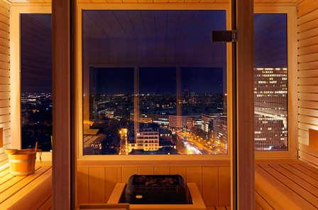 Parenthèse détente avec vue panoramique à Bruxelles