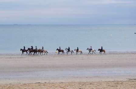 Week-end sur l'Ile de Ré avec balade à cheval sur la plage