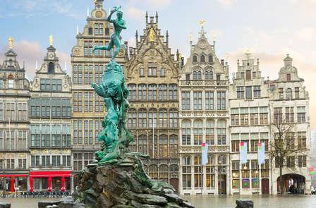 Cultureel ontdekkingsweekend met Voyage Local door Antwerpen