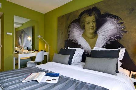 Romantisch overnachten in Antwerpen
