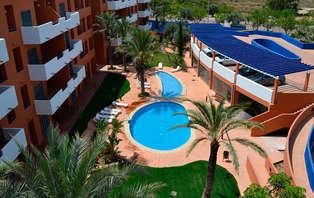 Mini Vacaciones en la Costa de Almería en Familia (desde 3 noches) (sólo alojamiento)