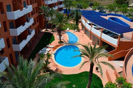 Mini Vacaciones en apartamento de Vera Playa (sólo alojamiento)