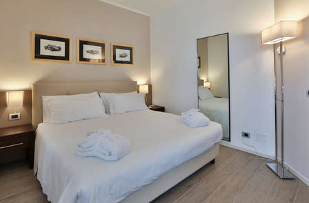 Una notte d'amore a Modena in Suite