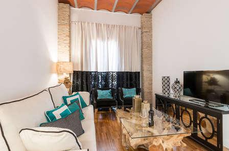 Escapada en apartamento de 2 dormitorios en Granada