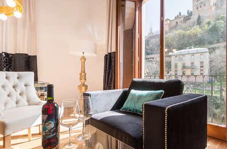 Escapada en apartamento de 1 dormitorio en Granada