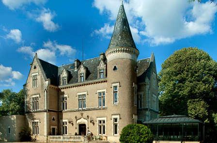 Dîner gastronomique étoilé dans un château au coeur du Périgord