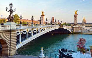 Paris en famille dans un hôtel 4 étoiles