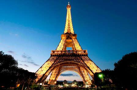 Escapada en habitación Superior con vista panorámica de París