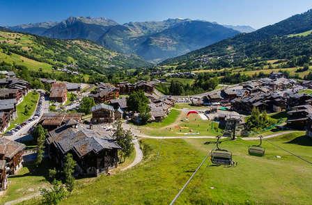 Dîner et spa dans les montagnes près de Valmorel