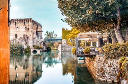 A Valeggio sul Mincio tra fiume, castelli e mulini