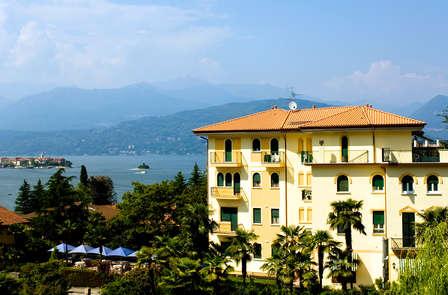 Gusti e profumi a Stresa sul lago Maggiore