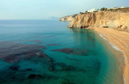 Pieds dans l'eau près d'Alicante (à partir de 2 nuits)