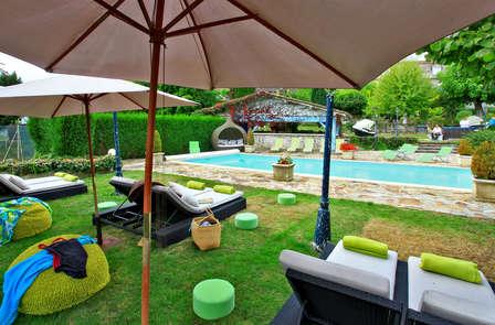 Kom tot rust en dineer in de luwte van de Dordogne