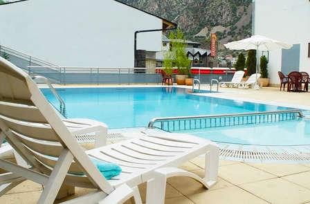 Fusión de gastronomía y bienestar de lujo en Andorra (desde 2 noches)