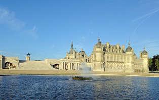 Offre spéciale: Week-end détente et découverte du Domaine de Chantilly