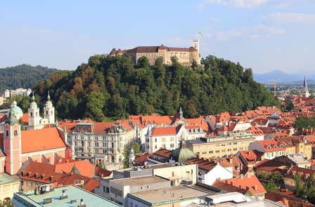 Visita la encantadora Ljubljana en pareja