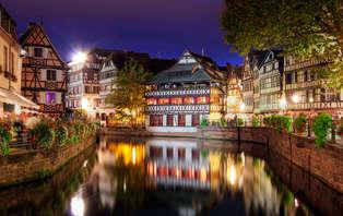 Détente au cœur de Strasbourg
