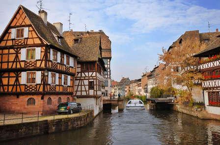 Week-end découverte au coeur de la capitale de l'Alsace