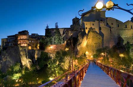 Tapeo cerca de la Ciudad Encantada en Cuenca (desde 3 noches)
