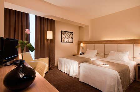 Escapada en el Hilton de Milán con desayuno en la habitación