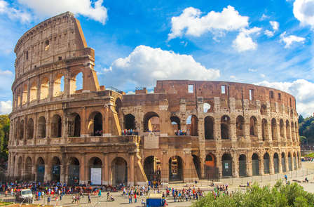 Descubre la Roma antigua en este clásico hotel