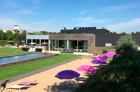 Relax a Roeselare con ingresso alle Thermen R