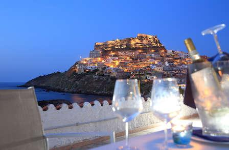 Cena con vista a Castelsardo tra mare e rocca (da 2 notti)