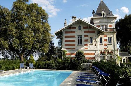 Détente royale dans un château près de Cognac