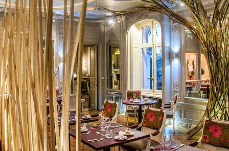 Dîner gastronomique et détente près de Cognac