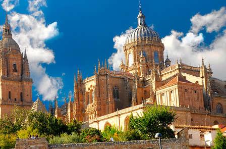 Romanticismo a Salamanca in un hotel da favola