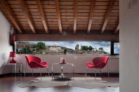 Escapada Relax con Cena y jacuzzi privado cerca de Burgos