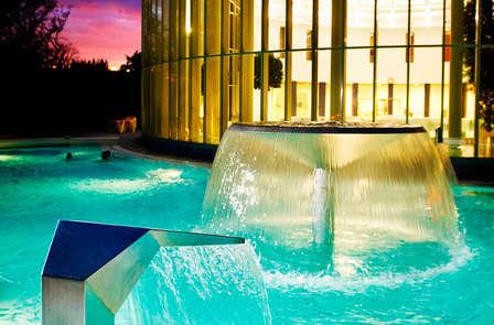 Weekend met diner en toegang tot de Thermen in Spa (vanaf 2 nachten)