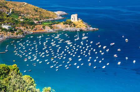 Le bellezze della costa tirrenica nell'incantevole Calabria