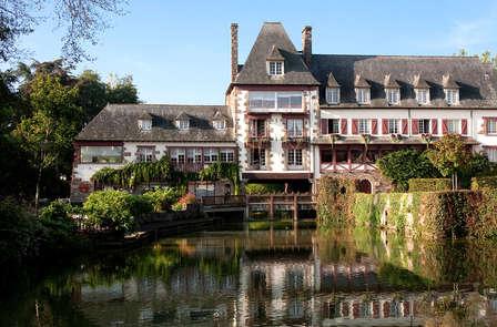 Escapade avec dîner à Châteaubourg