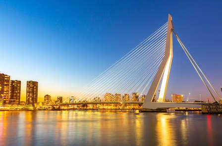 Ontdek de bruisende havenstad Rotterdam (vanaf 2 nachten)