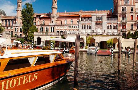 Romantisme, luxe et demi-pension dans la Sérénissime (à partir de 3 nuits)