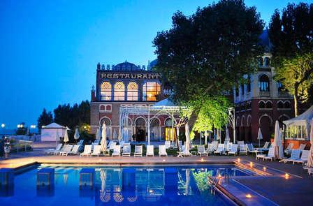 5 étoiles luxueuses avec plage privée à Venise (à partir de 3 nuits)