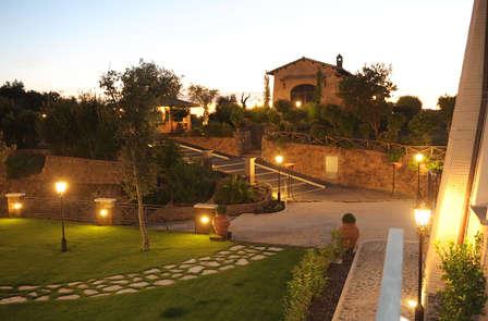 Romantiek in een oud landhuis in Rome (vanaf 2 nachten)