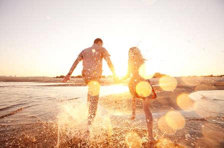 Escapada romántica frente la playa de A Lanzada en Sanxenxo