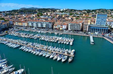 Week-end détente dans la baie de Toulon