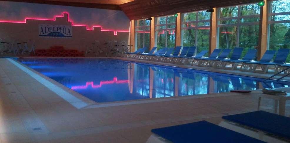 Hotel & Spa Marina d'Adelphia, Hotel Aix les Bains