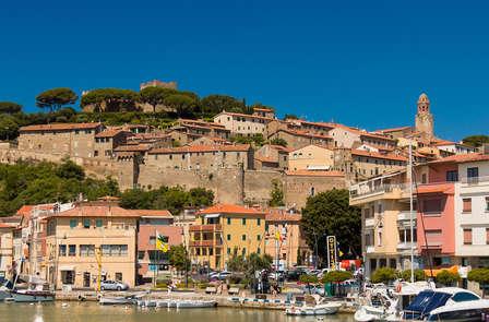 Relax tra spiagge dorate e acque cristalline in Toscana